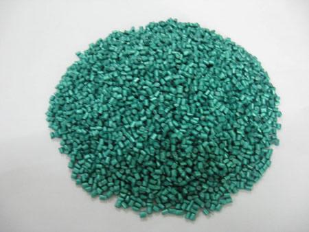 珠光绿色色母粒