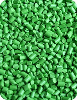绿色色母粒