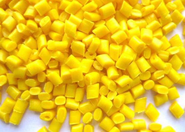 荧光黄色色母粒